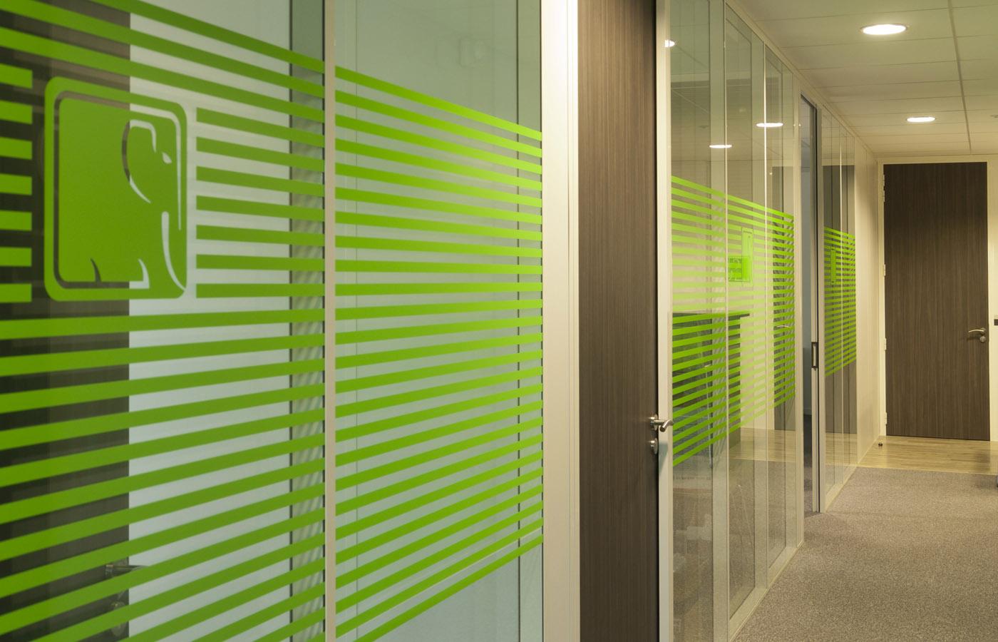 Aménagements intérieurs des espaces pour la ste Quadix (69) | Partition